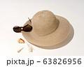 夏のイメージ ビーチ 砂浜 海水浴 ホリデー レジャー 63826956