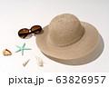 夏のイメージ ビーチ 砂浜 海水浴 ホリデー レジャー 63826957