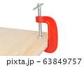 【クランプ】 (深度合成) 63849757