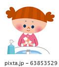手洗い 63853529