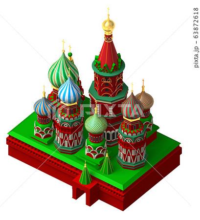 聖ワシリイ大聖堂 63872618