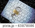 パソコン 鍵 イメージ 63878086