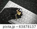パソコン 鍵 イメージ 63878137