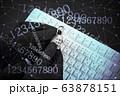 パソコン 鍵 イメージ 63878151
