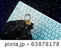 パソコン 鍵 イメージ 63878178