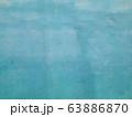 背景-素材-コンクリート-壁-ブルー 63886870