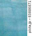 背景-素材-コンクリート-壁-ブルー 63886871