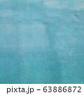 背景-素材-コンクリート-壁-ブルー 63886872