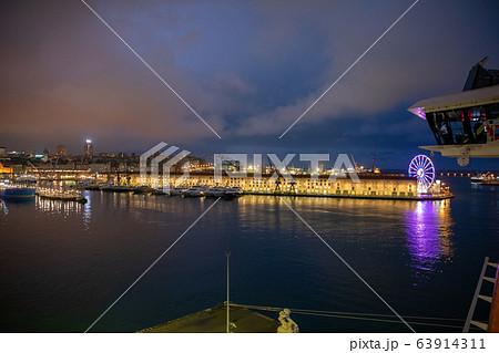 ジェノバ港 63914311