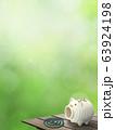 背景-和-和風-夏-蚊取り線香-縁台 63924198