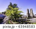 【静岡県】桜咲いた、韮山反射炉 63948583