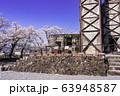 【静岡県】桜咲いた、韮山反射炉 63948587