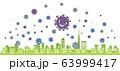パンデミック(ウィルス) 63999417