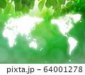 新緑(背景素材) 64001278