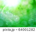 新緑(背景素材) 64001282