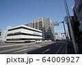 札幌 国道12号 街風景(大通東2丁目付近) 64009927