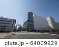 札幌 国道12号 街風景(国道5号創成川通交差点 北1条橋付近) 64009929