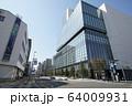 札幌 国道12号 街風景(北1条西1丁目 さっぽろ創世スクエア付近) 64009931