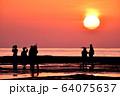 天神崎の夕日 64075637