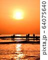 天神崎の夕日 64075640