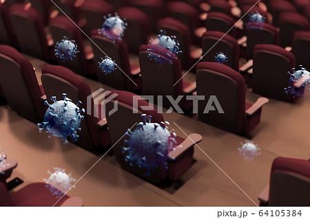 映画館 64105384