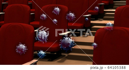 映画館 64105388