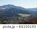 山頂からの眺め 64150193