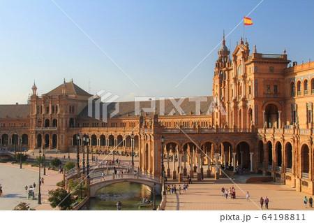 スペイン広場Plaza de España (Spain/Sevilla) 64198811