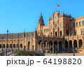 スペイン広場Plaza de España (Spain/Sevilla) 64198820