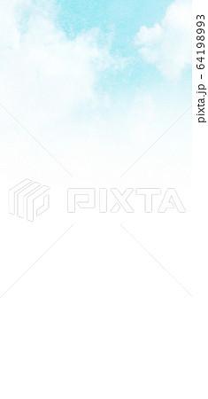 背景素材 空 テクスチャー 64198993