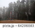 風景 霧 欧州 64206083