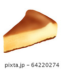 チーズケーキ 64220274