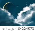 星空 宇宙 景色 惑星 64224573