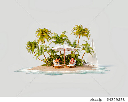 Travel and vacation concept 64229828