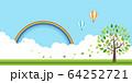 新緑(若葉) 64252721