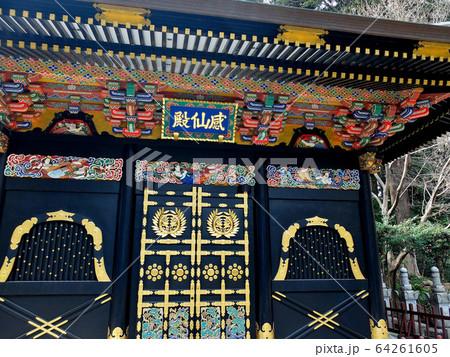 感仙殿・瑞鳳殿と同じ豪華な外観の感仙殿(3) 64261605
