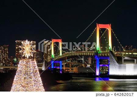 東京_お台場イルミネーション夜景 64262017