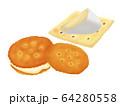 チーズクラッカー 64280558
