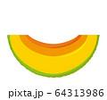 メロン 果物 64313986