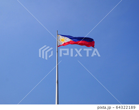 フィリピン国旗 リサールパーク 国民的英雄 ホセ・リサールが射殺された場所 64322189