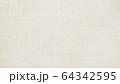 麻布のテクスチャ 64342595