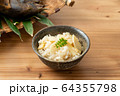 筍ご飯 64355798