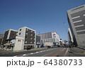 札幌 国道12号 街風景(大通東3丁目K-ビル付近) 64380733