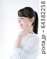 ビューティーイメージ(若い女性、スキンケア、ヘルスケア 64382258