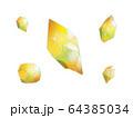 宝石黄色 64385034