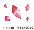 宝石赤色 64385035