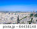 パリの街並み 64438148