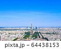 パリの街並み 64438153