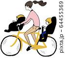 自転車 64455369