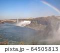 カナダ側から見たナイアガラ瀑布 64505813